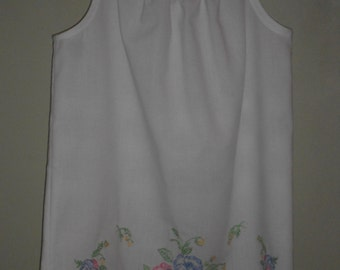 Vintage Pillowcase Dress
