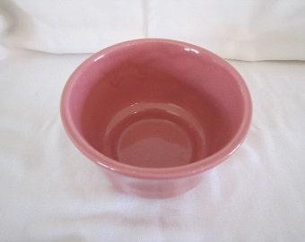 Vintage Haeger Pot in Light Rose 3833