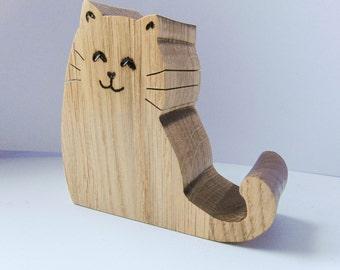 CAT phone holder \ Desk phone holder \ Tablet holder