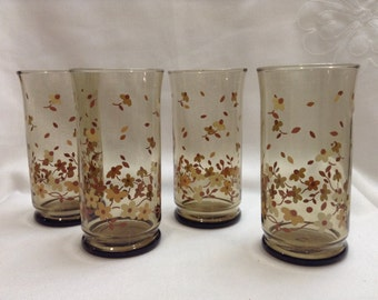 ON SALE Mid Century Libbey Glasses