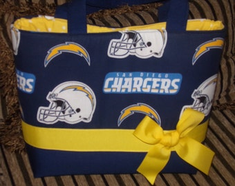 NFL San Diego Chargers Purse