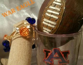Auburn Bangled Bracelets
