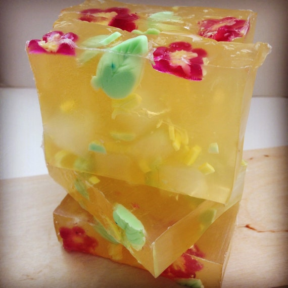 Pineapple Mojito Atrisan Soap Bar