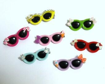 Custom Made Sunglasses Barrette