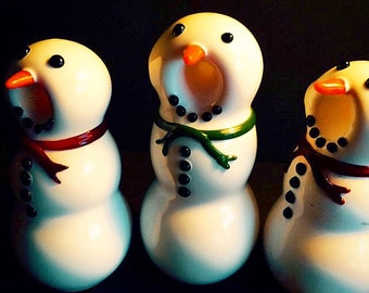Snowman Pipe