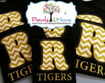 Risco Tigers - School Shirt