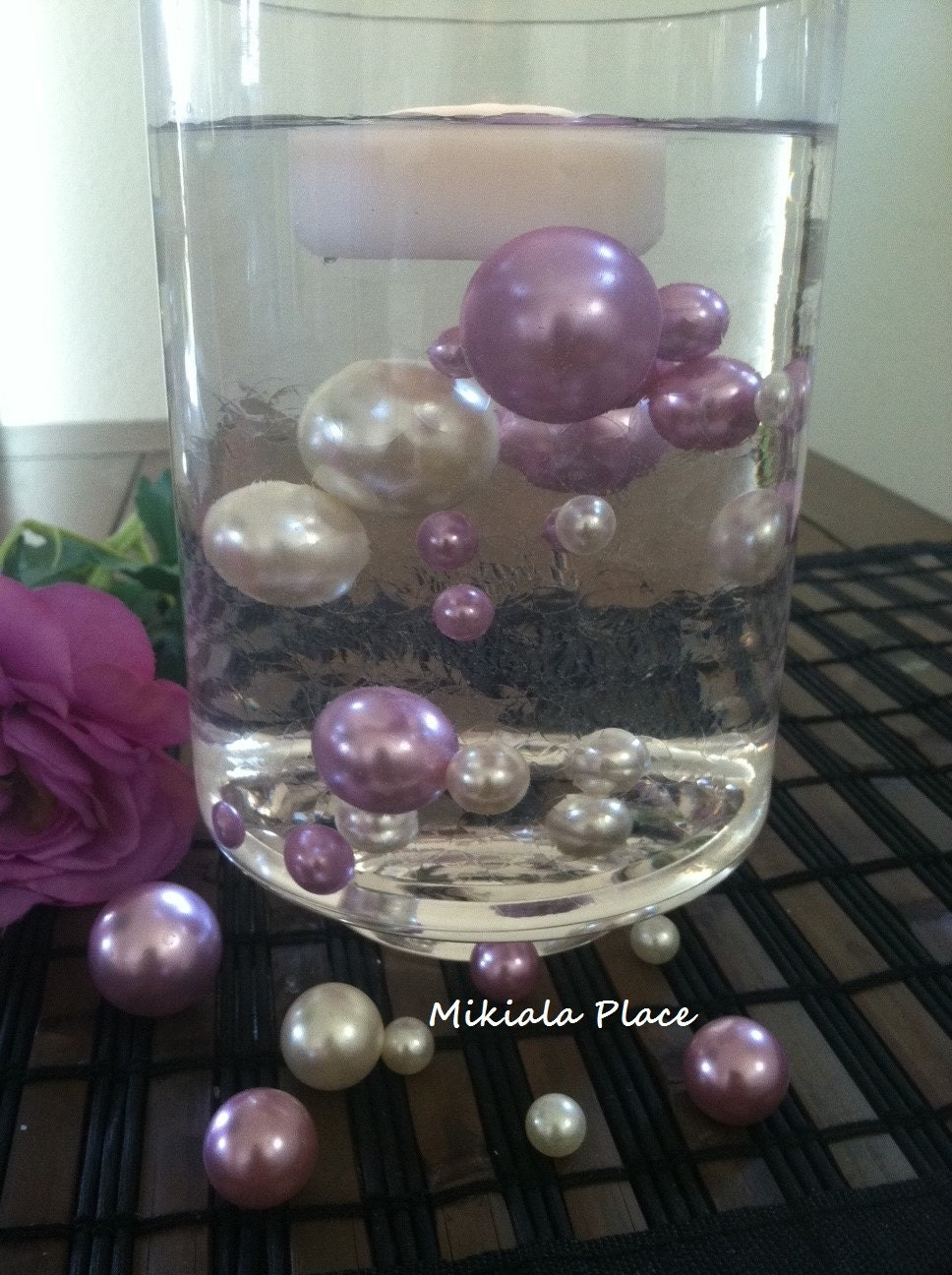 how to make floating pearls