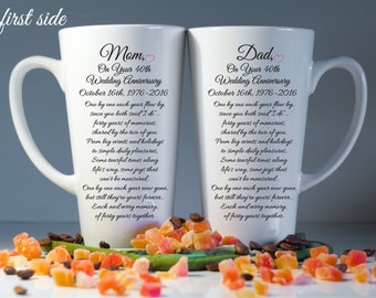 Best Gift For Parents 20th Wedding Anniversary : Anniversary gift for parents-20th/30th/40th/50th anniversary gift ...