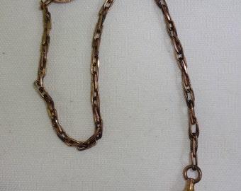 Pocket Watch Chain Victorian