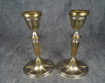 2 x Candle Stick Holders