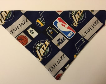 Dog bandana, NBA Utah Jazz