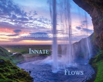 Innate Flows Canvas