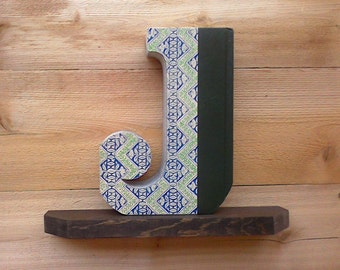 Book letters j 340 ady made book book cut letters letter books j 236 ady made book spiritdancerdesigns Images