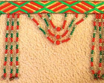 Handmade Indian Thoran Door Hanging Door Piece