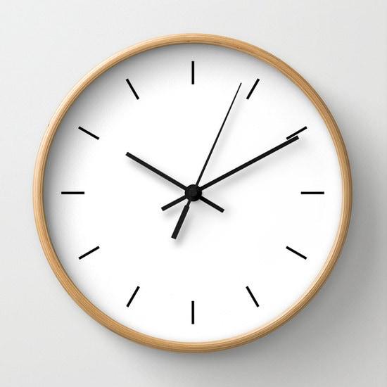 Modern Clock Modern Wall Clock Modern Clock The Modern