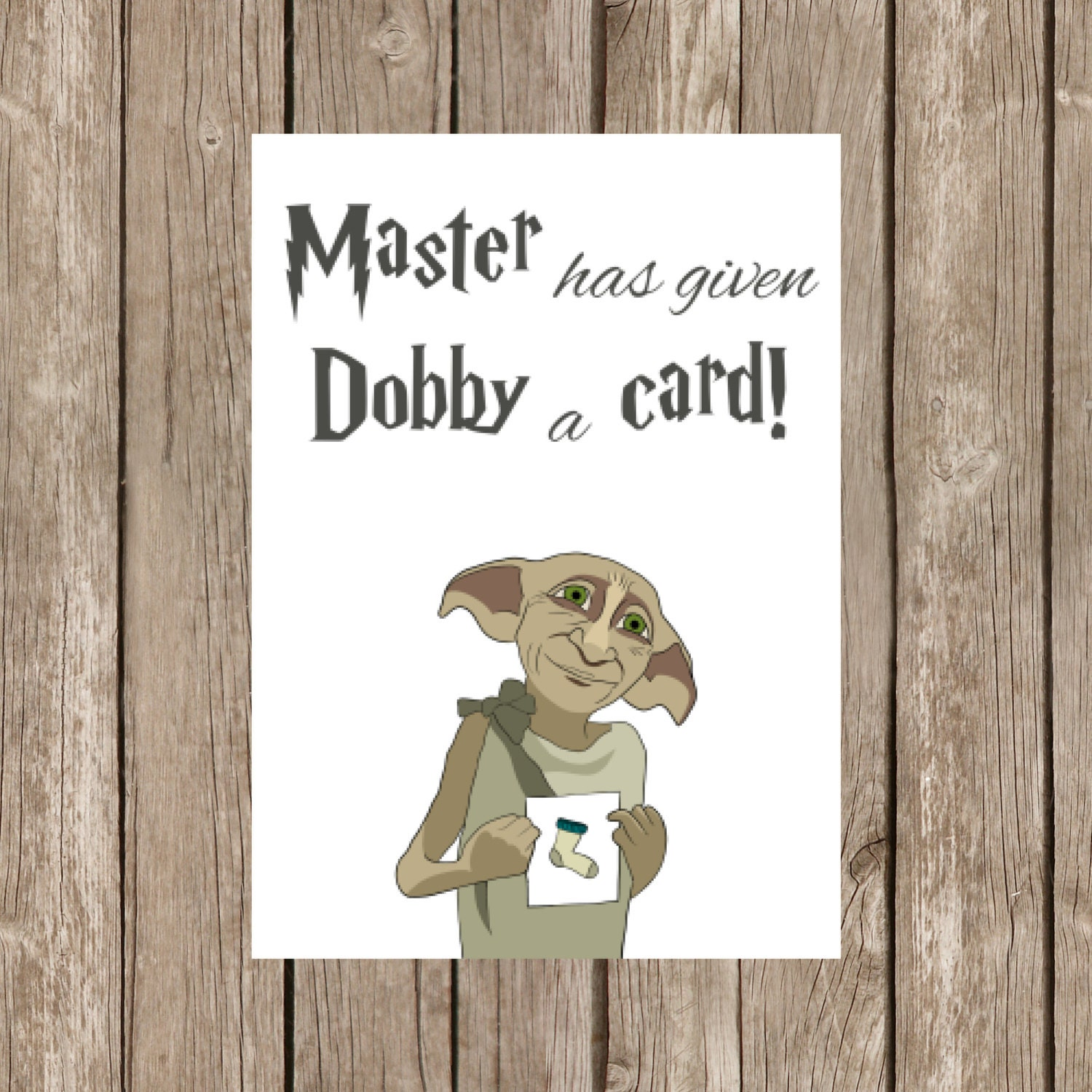 Influential image in free printable harry potter birthday cards