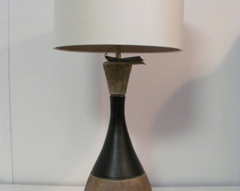 Fine Mid Century Modern Westwood Lamp With Tags Style 3351