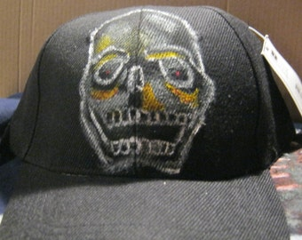 Laughing Skull Hat