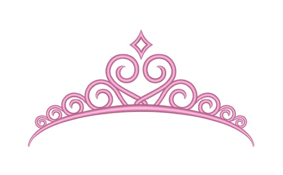 Embroidery Design Free Crown