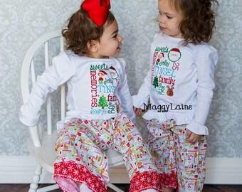 Christmas Pajama sets