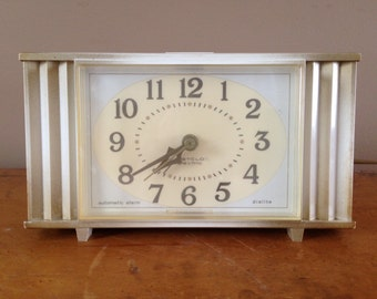 Vintage Westclox Electric Alarm Clock