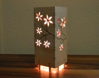 Small Flower Night Light