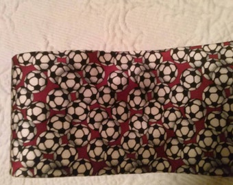 100% Silk SOCCER men's necktie