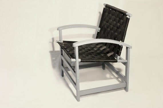 Skandinavischer stuhl gurtstuhl holzstuhl wooden armchair - Skandinavischer stuhl ...