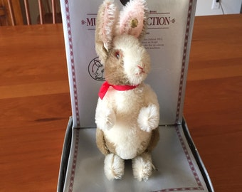 Steiff Museum Collection limited edition rabbit