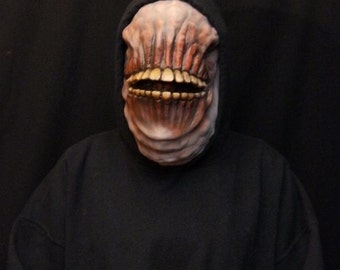GLUTTONY  Latex Mask.