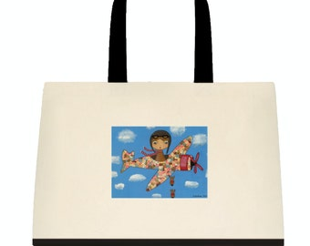 Celestines Art Tote Bag