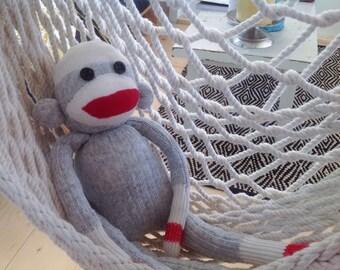 Sock monkey / Sock doll / Sock pluh / Sock monkey plush / Soft plush / Sock soft plush / Soft doll