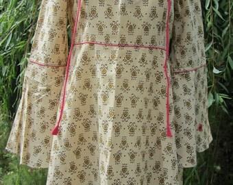 Boho Kaftan Dress (medium)