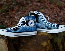 Custom Galaxy Converse All Stars