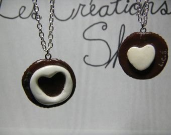 Oreo's Best Friends Necklace