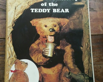 A collector's history of the teddy bear