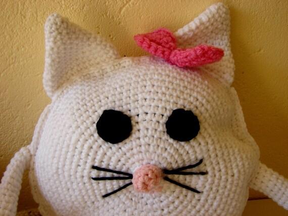 h keln muster katze h keln muster kissen von crochetshopcarolina. Black Bedroom Furniture Sets. Home Design Ideas