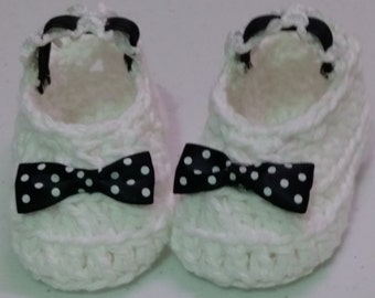 Baby Booties Size 6-9 Months