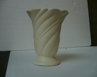 Swirl Ceramic Vase