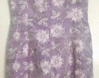 SALE ITEM Favourbrook Silk shift dress