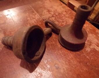 2- Vintage Pump Spouts