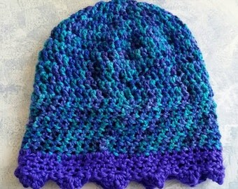 Jewel - toned Hat