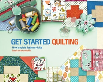 Get Started Quilting eBook EP9990