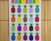 S116 - 36 Color Pineapple...