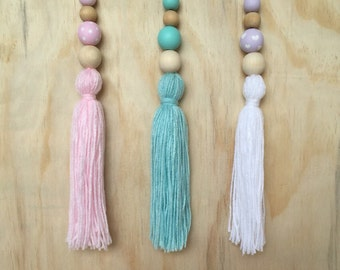 Tassel drop your choice of colour ..