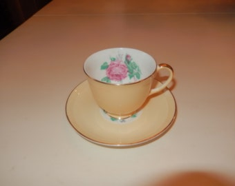 ENGLAND JASON TEACUP and Saucer
