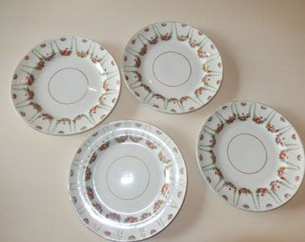 ENGLAND MYOTTS ROYAL Grafton Plates