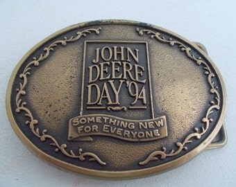 1993/1994 John Deere Belt Buckle