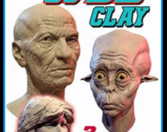 Sculpting with WED clay