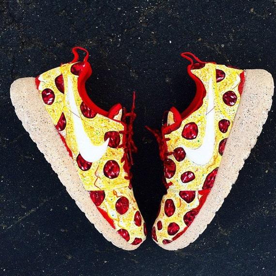 oyobr Pepperoni Pizza Roshe One by RalphiesCustomz on Etsy